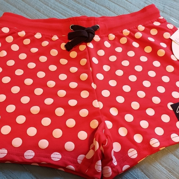 Disney Minnie Mouse girl shorts
